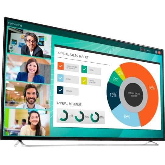"HP LD5512 139.7 cm (55"") LED LCD Monitor - 16:9 - 8 ms GTG"