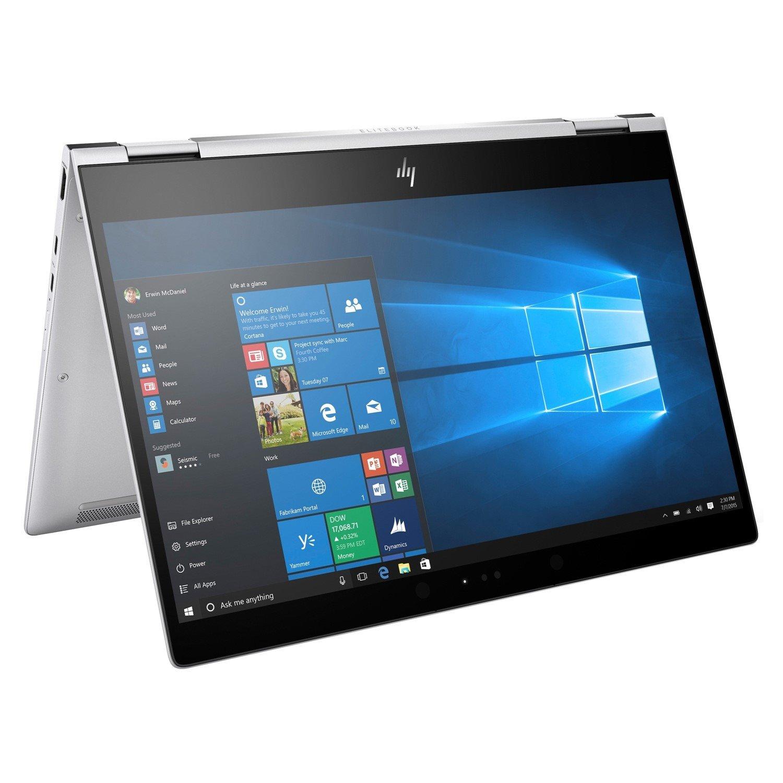 "HP EliteBook x360 1020 G2 31.8 cm (12.5"") Touchscreen LCD 2 in 1 Notebook - Intel Core i5 (7th Gen) i5-7200U Dual-core (2 Core) 2.50 GHz - 8 GB LPDDR3 - 256 GB SSD - Windows 10 Pro 64-bit - 1920 x 1080 - In-plane Switching (IPS) Technology - Convertible"