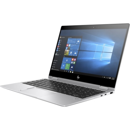 "HP EliteBook x360 1020 G2 31.8 cm (12.5"") Touchscreen LCD 2 in 1 Notebook - Intel Core i5 (7th Gen) i5-7200U Dual-core (2 Core) 2.50 GHz - 8 GB LPDDR3 - 256 GB SSD - Windows 10 Pro 64-bit - 1920 x 1080 - In-plane Switching (IPS) Technology - Convertible"
