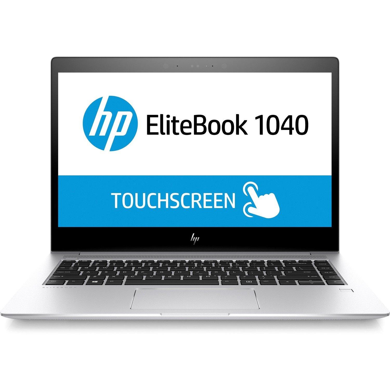 "HP EliteBook 1040 G4 35.6 cm (14"") Touchscreen LCD Notebook - Intel Core i5 (7th Gen) i5-7300U Dual-core (2 Core) 2.60 GHz - 8 GB DDR4 SDRAM - 256 GB SSD - Windows 10 Pro 64-bit - 1920 x 1080 - In-plane Switching (IPS) Technology"