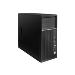 HP Z240 Workstation - 1 x Intel Xeon E3-1225 v5 Quad-core (4 Core) 3.30 GHz - 8 GB DDR4 SDRAM - 256 GB SSD - NVIDIA Quadro P2000 5 GB Graphics - Windows 7 Professional 64-bit upgradable to Windows 10 Pro - Tower