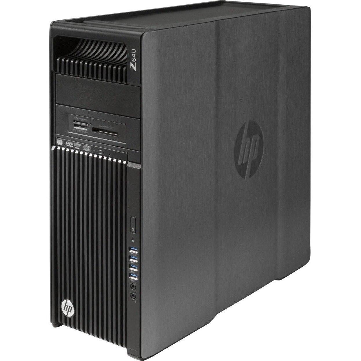 HP Z640 Workstation - 1 x Xeon E5-2650 v4 - 16 GB RAM - 256 GB SSD - Tower