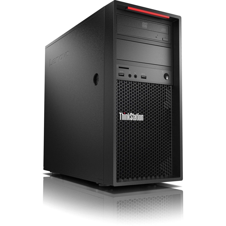 Lenovo ThinkStation P520c 30BXS0DR00 Workstation - 1 x Intel Xeon W-2133 3.60 GHz - 32 GB DDR4 SDRAM - 1 TB SSD - NVIDIA Quadro P4000 8 GB Graphics - Windows 10 Pro 64-bit - Tower