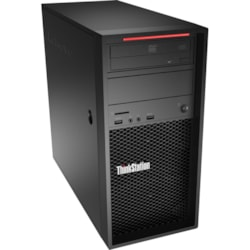 Lenovo ThinkStation P520c 30BXS0GG00 Workstation - 1 x Xeon W-2123 - 16 GB RAM - 2 TB HDD - 256 GB SSD - Tower