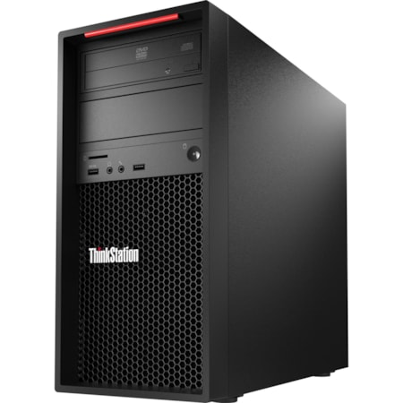 Lenovo ThinkStation P520c 30BXS0GH00 Workstation - 1 x Xeon W-2123 - 16 GB RAM - 256 GB SSD - Tower