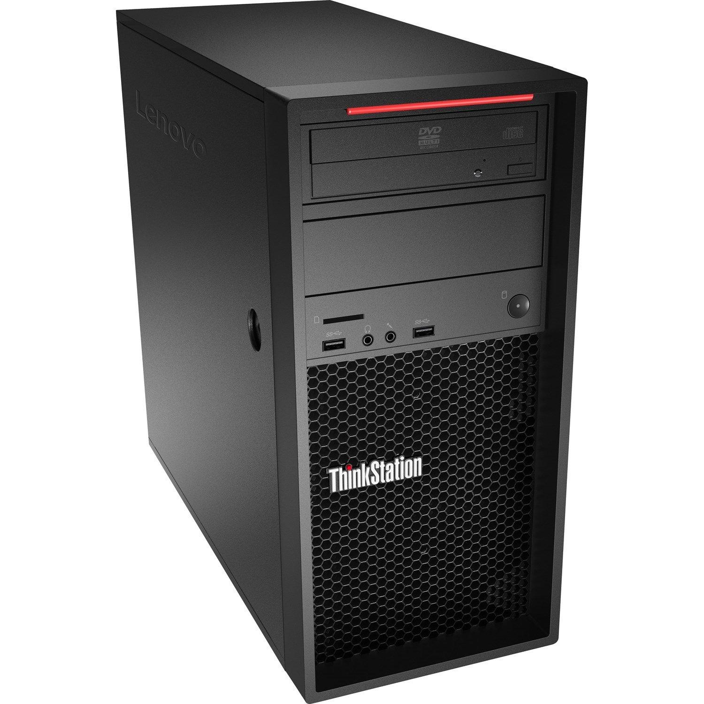 Lenovo ThinkStation P520c 30BXS0Y200 Workstation - 1 x Xeon W-2133 - 16 GB RAM - 512 GB SSD - Tower