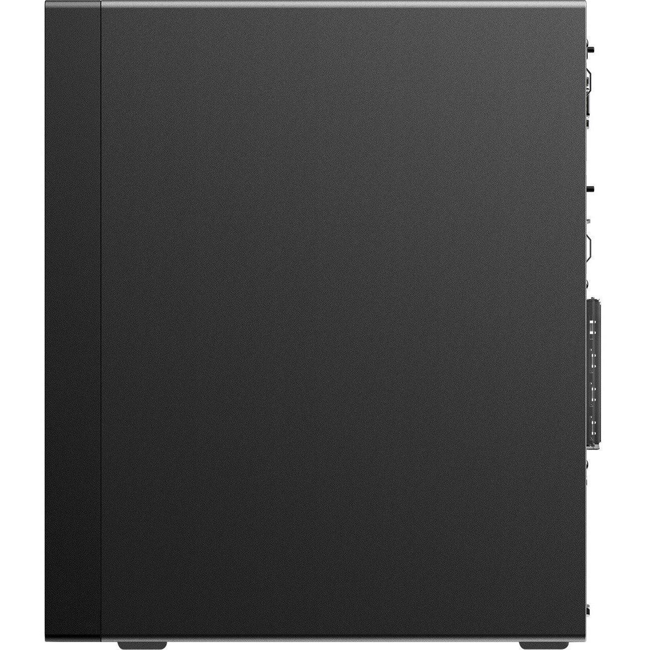 Lenovo ThinkStation P330 30C5S00N00 Workstation - 1 x Intel Xeon E-2124G 3.40 GHz - 16 GB DDR4 SDRAM - 512 GB SSD - NVIDIA Quadro P400 2 GB Graphics - Windows 10 Pro for Workstations 64-bit - Tower