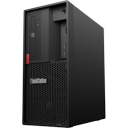 Lenovo ThinkStation P330 30C5S00N00 Workstation - 1 x Intel Xeon E-2124G 3.40 GHz - 16 GB DDR4 SDRAM - 512 GB SSD - NVIDIA Quadro P400 2 GB Graphics - Windows 10 Pro for Workstations 64-bit - Tower