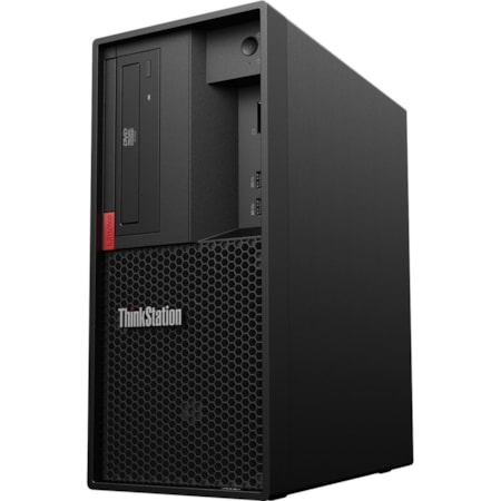 Lenovo ThinkStation P330 30C5S00N00 Workstation - 1 x Intel Xeon E-2124G 3.40 GHz - 16 GB DDR4 SDRAM - 512 GB SSDNVIDIA Quadro P400 2 GB Graphics - Windows 10 Pro for Workstations 64-bit - Tower