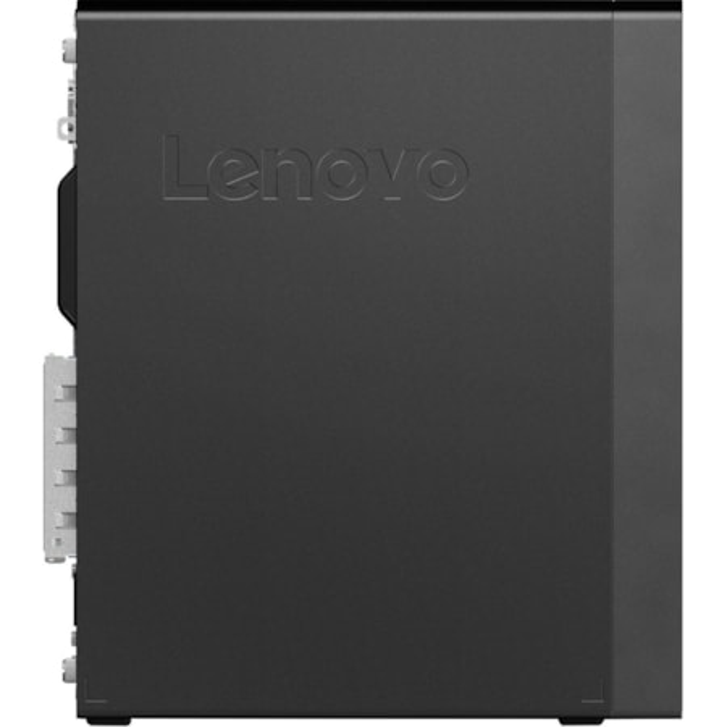 Lenovo ThinkStation P330 30C8S0UU00 Workstation - 1 x Intel Xeon E-2124G 3.40 GHz - 16 GB DDR4 SDRAM - 256 GB SSD - NVIDIA Quadro P400 2 GB Graphics - Windows 10 Pro for Workstations 64-bit - Small Form Factor
