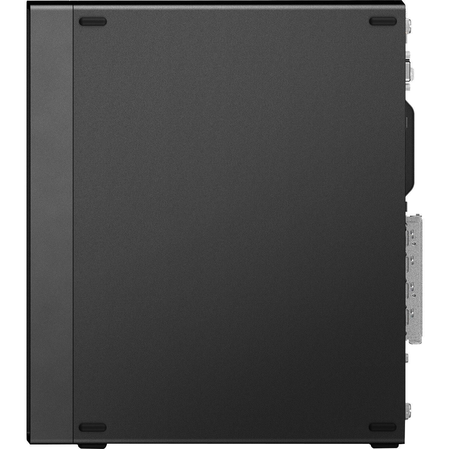 Lenovo ThinkStation P330 30C8S0UU00 Workstation - 1 x Intel Xeon E-2124G 3.40 GHz - 16 GB DDR4 SDRAM - 256 GB SSDNVIDIA Quadro P400 2 GB Graphics - Windows 10 Pro for Workstations 64-bit - Small Form Factor
