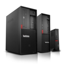 Lenovo ThinkStation P330 30D1S00S00 Workstation - 1 x Xeon E-2224 - 16 GB RAM - 512 GB SSD - Small Form Factor