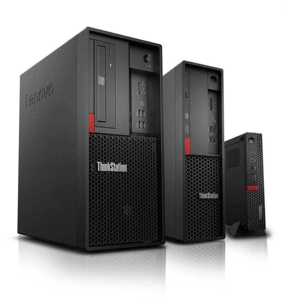 Lenovo ThinkStation P330 30D1S00S00 Workstation - 1 x Xeon E-2224 - 16 GB RAM - 512 GB SSD