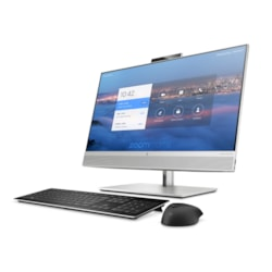 "HP EliteOne 800 G6 All-in-One Computer - Intel Core i5 10th Gen i5-10500 Hexa-core (6 Core) 3.10 GHz - 8 GB RAM DDR4 SDRAM - 256 GB M.2 PCI Express NVMe SSD - 60.5 cm (23.8"") Full HD 1920 x 1080 - Desktop"