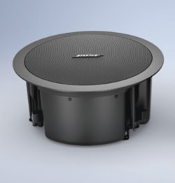 Bose FreeSpace DS 40F 40 W RMS - 160 W PMPO Indoor Speaker - Black