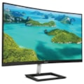 "Philips 322E1C 80 cm (31.5"") Full HD Curved Screen WLED LCD Monitor - 16:9 - Textured Black"