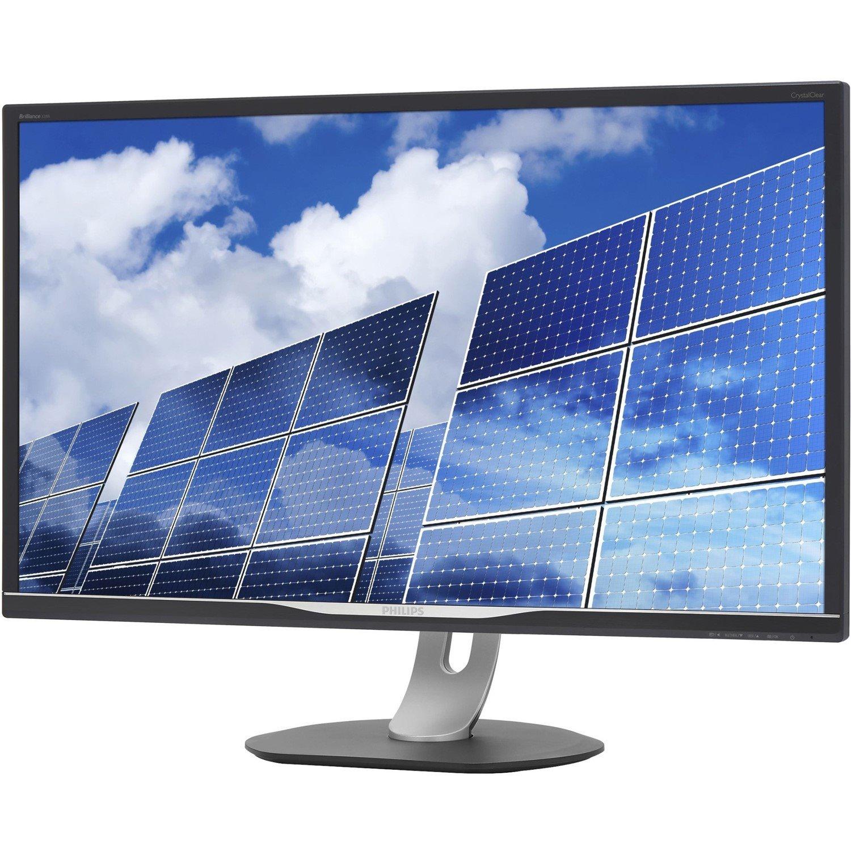 "Philips B-Line 328B6QJEB 80 cm (31.5"") WQHD WLED LCD Monitor - 16:9 - Textured Black"