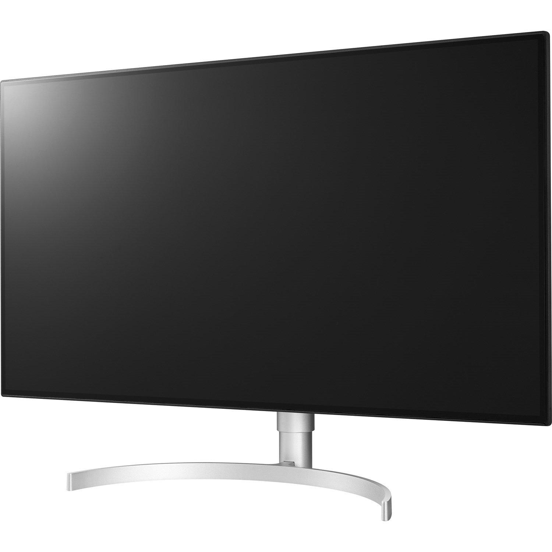 """LG UltraFine 32UL950-W 80 cm (31.5"""") 4K UHD LED LCD Monitor - 16:9 - Silver"""