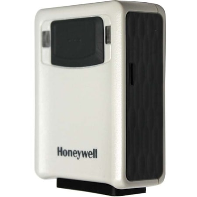 Honeywell Vuquest 3320g Desktop Barcode Scanner - Cable Connectivity - Light Grey