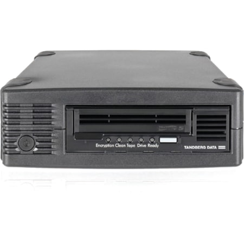 Tandberg Data 3520-LTO LTO-5 Tape Drive - 1.50 TB (Native)/3 TB (Compressed) - Black - 3 Year Warranty