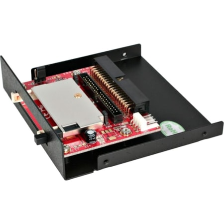 StarTech 3.5In Drive Bay Ide To CF Adapter Card