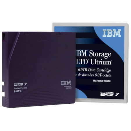 IBM Data Cartridge LTO-7 - 1 Pack