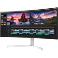 "LG Ultrawide 38WN95C-W 96.5 cm (38"") UW-QHD+ Curved Screen Gaming LCD Monitor - 21:9"