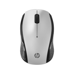 HP 201 Mouse - Wireless - 3 Button(s) - Silver