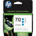 HP 712 Original Ink Cartridge - Cyan