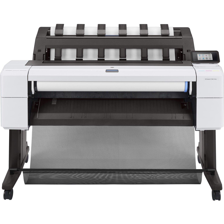 "HP Designjet T1600 PostScript Inkjet Large Format Printer - 914.40 mm (36"") Print Width - Colour"