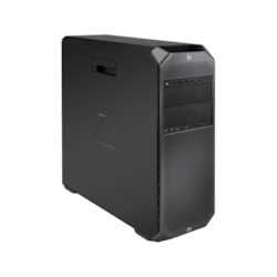 HP Z6 G4 Workstation - 1 x Xeon Silver 4108 - 16 GB RAM - 256 GB SSD - Mini-tower - Black