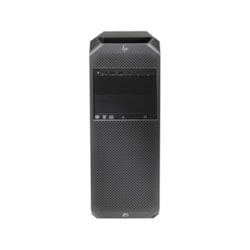 HP Z6 G4 Workstation - 1 x Xeon Silver 4116 - 32 GB RAM - 256 GB SSD - Mini-tower - Black