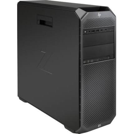 HP Z6 G4 Workstation - 1 x Xeon Silver 4116 - 32 GB RAM - 256 GB SSD - Mini-tower - Black