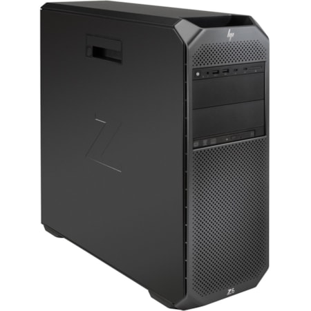 HP Z6 G4 Workstation - 1 x Xeon Silver 4116 - 64 GB RAM - 2 TB HDD - 512 GB SSD - Mini-tower - Black