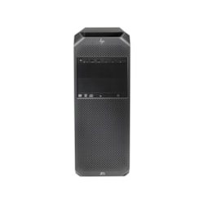HP Z6 G4 Workstation - 1 x Xeon Silver 4116 - 64 GB RAM - 2 TB HDD - 512 GB SSD - Mini-tower - Black