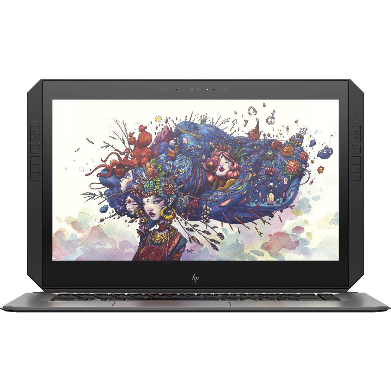 "HP ZBook x2 G4 35.6 cm (14"") Touchscreen 2 in 1 Mobile Workstation - 3840 x 2160 - Core i7 i7-7600U - 32 GB RAM - 512 GB SSD"