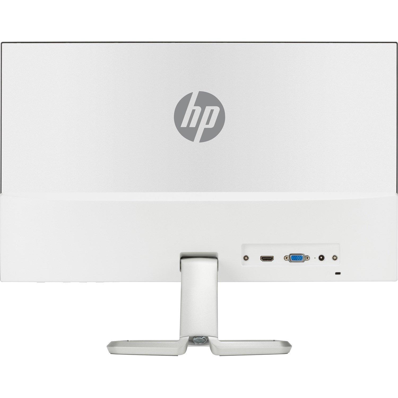 """HP 22fw 54.6 cm (21.5"""") Full HD LED LCD Monitor - 16:9 - Matt White"""