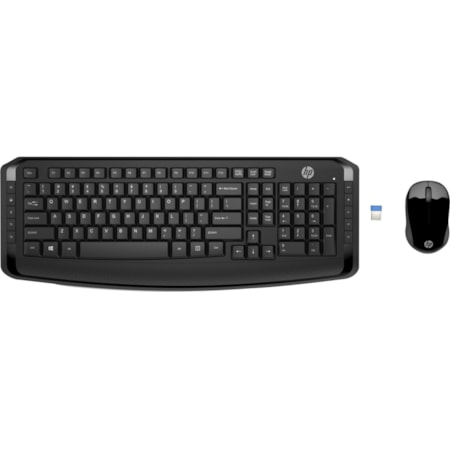 HP 300 Keyboard & Mouse