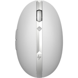 HP Spectre 700 Mouse - Laser - Wireless - 5 Button(s) - Turbo Silver