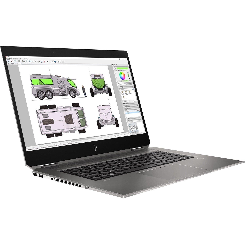 "HP ZBook Studio x360 G5 39.6 cm (15.6"") Touchscreen 2 in 1 Mobile Workstation - Intel"