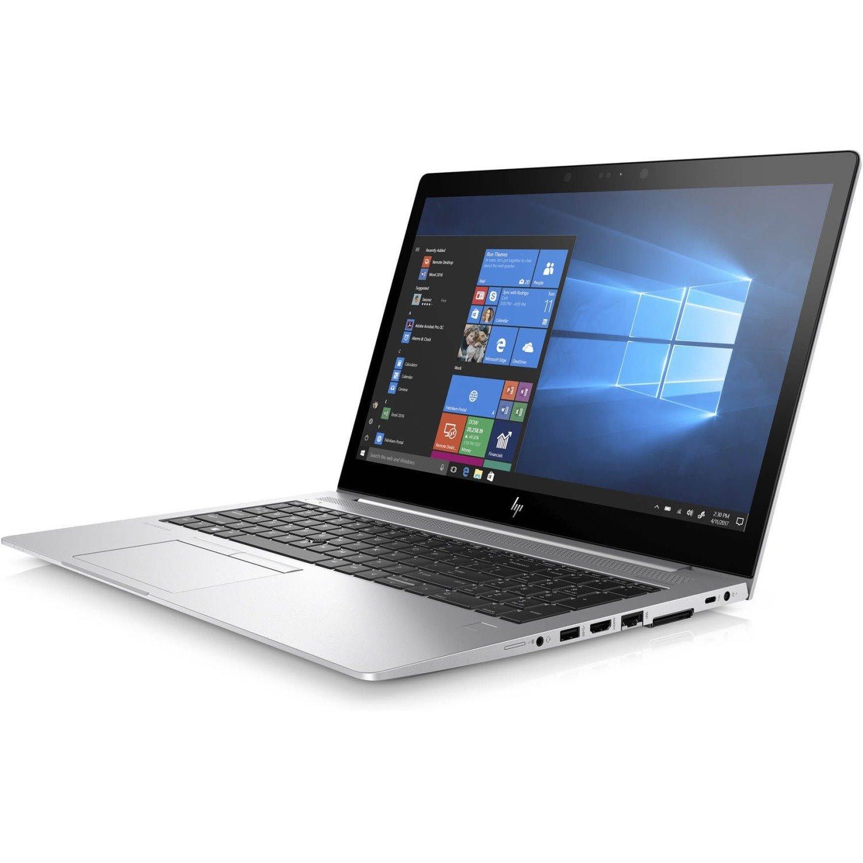 "HP EliteBook 850 G5 39.6 cm (15.6"") LCD Notebook - Intel Core i7 (8th Gen) i7-8650U Quad-core (4 Core) 1.90 GHz - 8 GB DDR4 SDRAM - 256 GB SSD - Windows 10 Pro 64-bit - 1920 x 1080 - In-plane Switching (IPS) Technology"