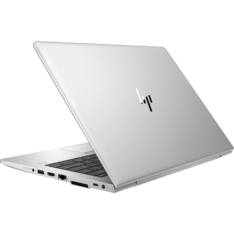 "HP EliteBook 830 G5 33.8 cm (13.3"") LCD Notebook - Intel Core i5 (8th Gen) i5-8250U Quad-core (4 Core) 1.60 GHz - 8 GB DDR4 SDRAM - 256 GB SSD - Windows 10 Pro 64-bit - 1920 x 1080 - In-plane Switching (IPS) Technology"
