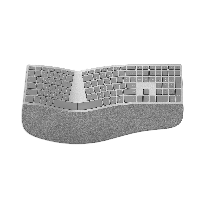 Microsoft Surface Keyboard - Wireless Connectivity - Grey
