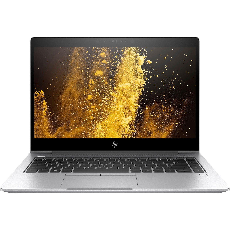 "HP EliteBook 840 G5 35.6 cm (14"") LCD Notebook - Intel Core i5 (8th Gen) i5-8350U Quad-core (4 Core) 1.70 GHz - 8 GB DDR4 SDRAM - 256 GB SSD - Windows 10 Pro 64-bit - 1920 x 1080 - In-plane Switching (IPS) Technology"