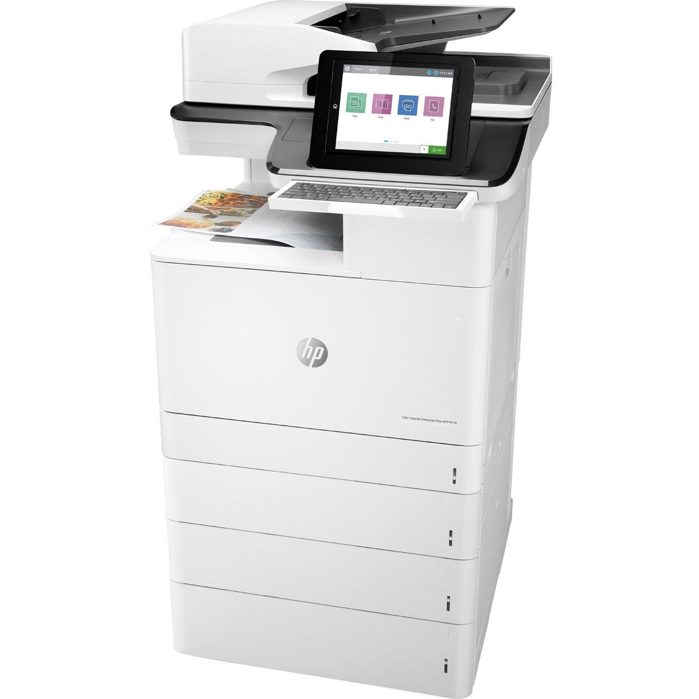 HP LaserJet Enterprise M776 M776z Laser Multifunction Printer - Colour