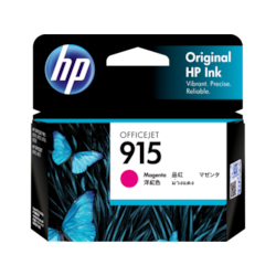 HP 915 Ink Cartridge - Magenta