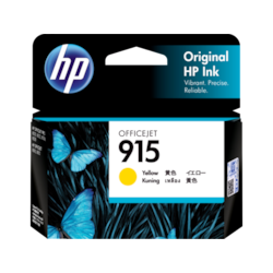 HP 915 Ink Cartridge - Yellow