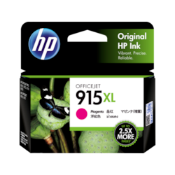 HP 915XL Ink Cartridge - Magenta