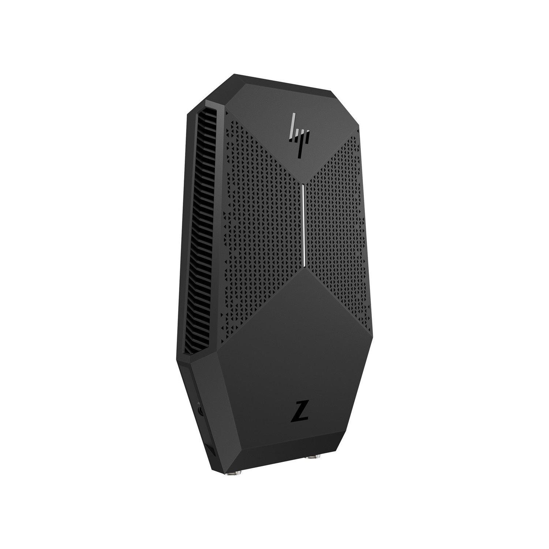 HP Z VR G1 Backpack Workstation - 1 x Intel Core i7 (7th Gen) i7-7820HQ Quad-core (4 Core) 2.90 GHz - 32 GB DDR4 SDRAM - 1 TB SSDNVIDIA Quadro P5200 16 GB Graphics - Windows 10 Pro 64-bit - Small Form Factor - Black
