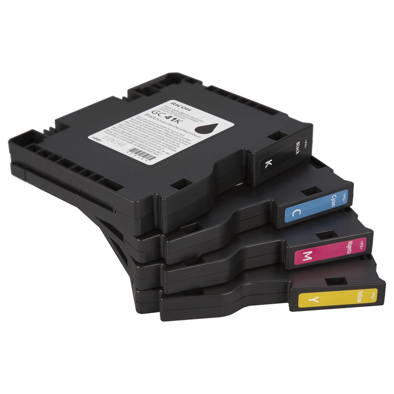Ricoh GC 41K Ink Cartridge - Black